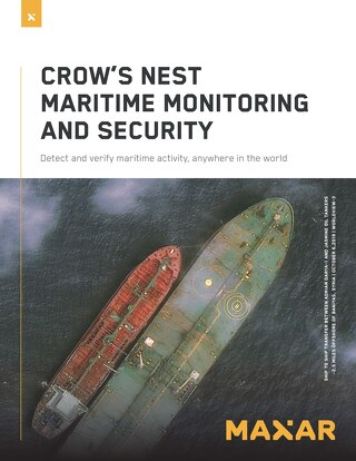 Crow's Nest Maritime Monitoring and Security