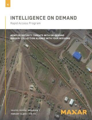 Intelligence On Demand: Rapid Access Program