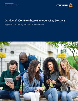 Conduent® IOX - Healthcare Interoperability Solutions