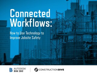 Connected Workflows: How to Use Technology to Improve Construction Safety