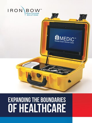 MEDiC™ mobile exam device case