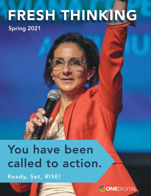 Fresh Thinking: You Have Been Called to Action