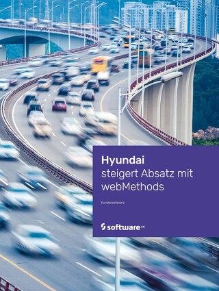Hyundai steigert Absatz mit webMethods