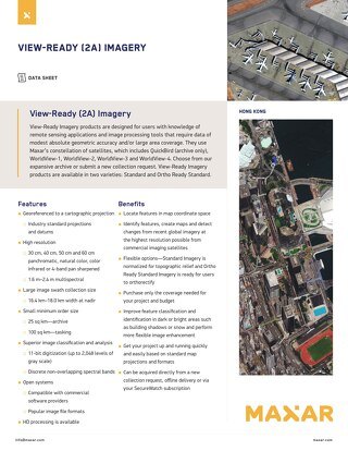 View-Ready Imagery