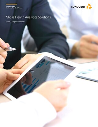 Midas Health Analytics Solutions - Midas Comply™ Solution