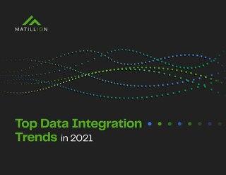 Top Data Integration Trends in 2021
