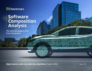 Software Composition Analysis The ultimate guide to SCA, from Checkmarx