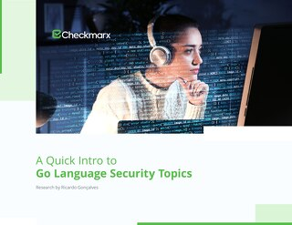Go Guide - A Quick Intro to Go Language Security