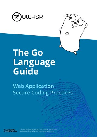 The Go Language Guide: Web Application Secure Coding Practices OWASP