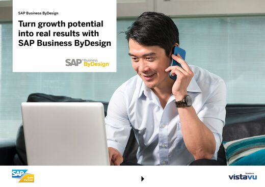 SAP Business ByDesign   Solution Brief