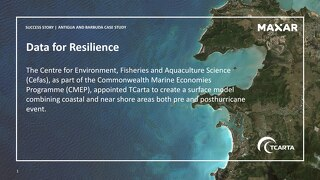 Data for resilience