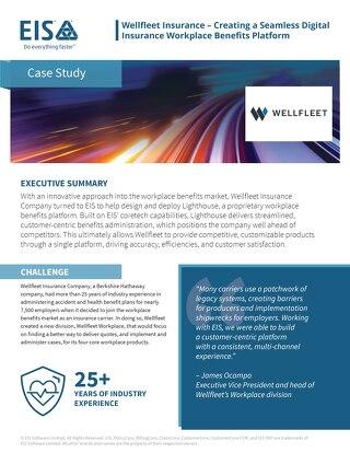 Wellfleet Case Study