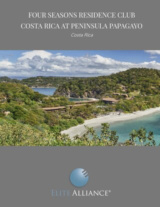 Four Seasons Residence Club Costa Rica at Peninsula Papagayo
