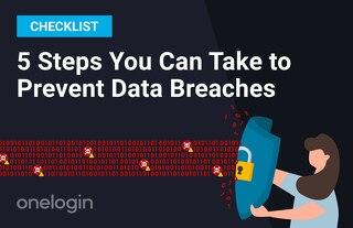 5 Steps to Prevent Data Breaches