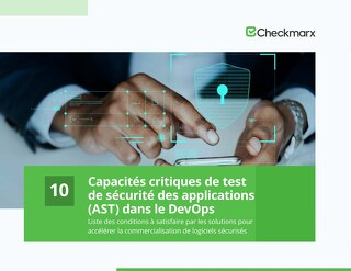 10 Critical Capabilities for AST in DevOps - French