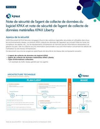 KPAX Security Whitepaper en Français
