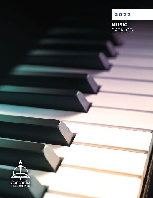 2021 Music Catalog