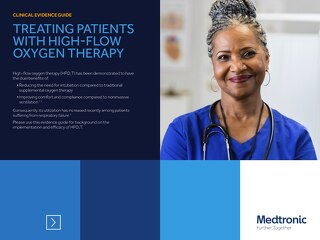 Clinical Evidence Guide: Treating Patients with High-flow Oxygen Therapy
