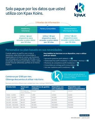 KPAX Koins Esp