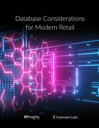 Database Considerations for Modern Retail | CockroachDB