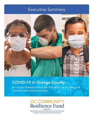 COVID-19 in Orange County Summary