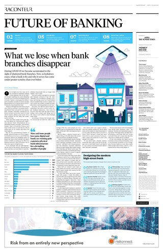 Future of Banking: What we lose when bank branches disappear
