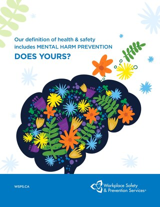 Our Definition of Mental Health includes Mental Harm Prevention. Does yours?