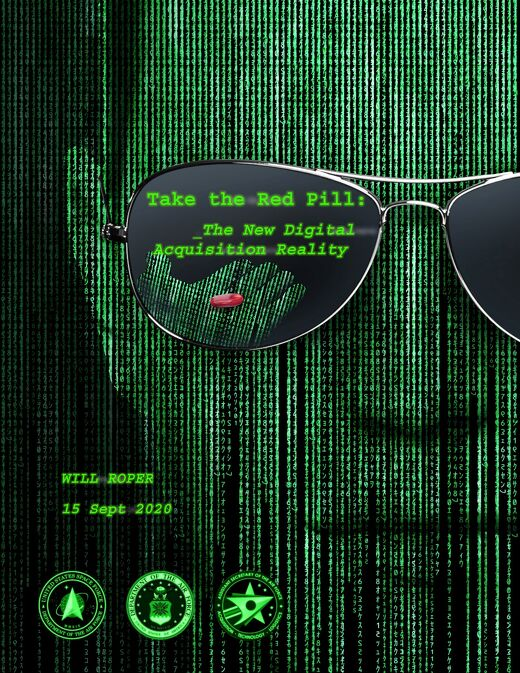 Take the Red Pill: The New Digital Acquisition Reality