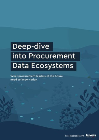 Deep Dive Into Procurement Ecosystems