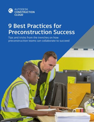 BCPro 9 Best practices for preconstruction success ebook