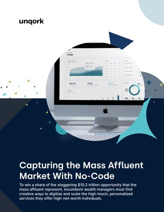 Capturing the Mass Affluent Market with No-Code