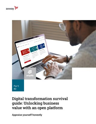Digital transformation survival guide Part 2: unlocking business value with an open platform