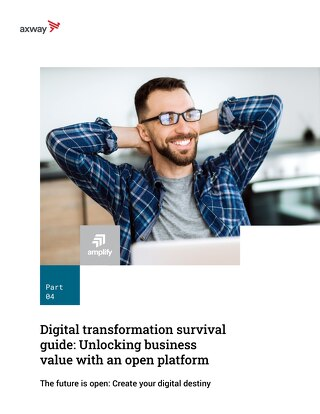 Digital transformation survival guide Part 4: Create your digital destiny