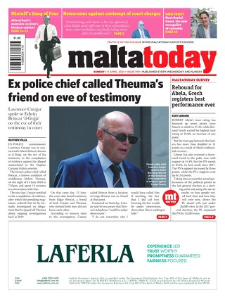 MALTATODAY 11 April 2021