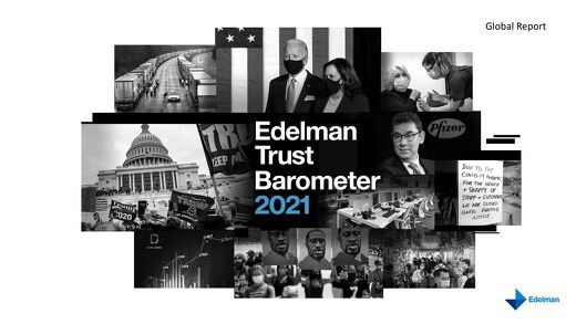 Bridging the Gap: Employers a Mainstay of Trust (Pres Deck)