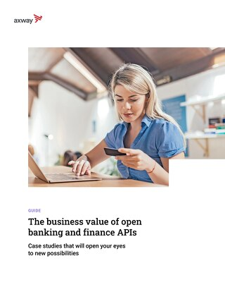 The business value of open banking and finance APIs