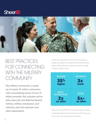 Best Practices For Connecting With The Military Community