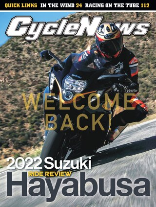 Cycle News 2021 Issue 15 April 13