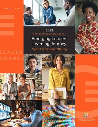 CEG Emerging Leaders Journey 2021 Open Enrollment