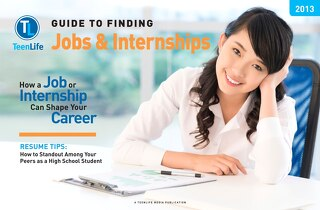 2013 Guide to Finding Jobs & Internships