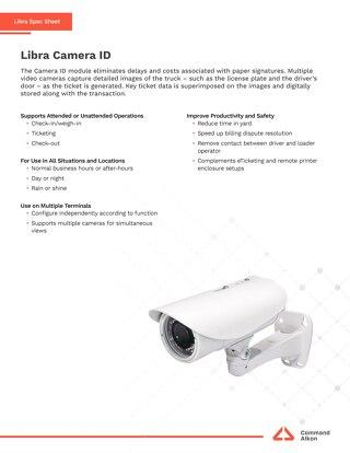 Libra Camera ID Spec