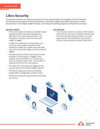 Libra Security Spec