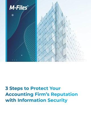 Tre trinn for å bruke informasjonssikkerhet til å beskytte firmaets gode rykte