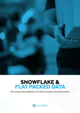 Snowflake & Flat Packed Data