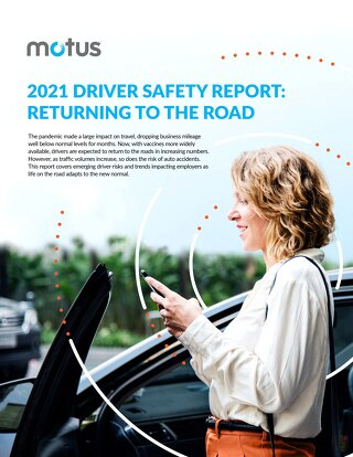 2021 Driver Safety Report