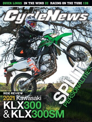 Cycle News 2021 Issue 16 April 20