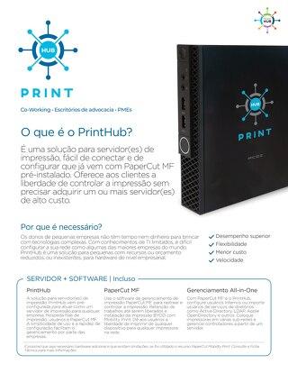 PrintHub Overview Brazil