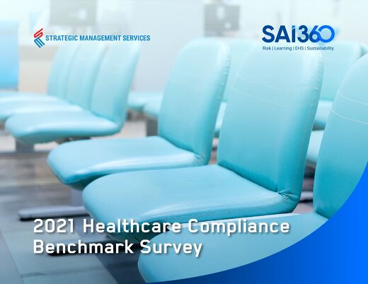 SAI360 Healthcare Compliance Benchmark Report – 2021