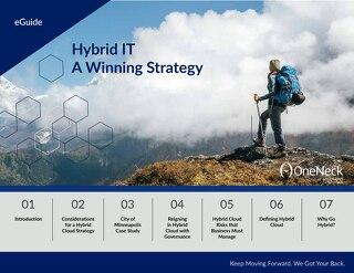 Hybrid IT - A Winning Strategy