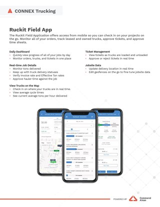 Ruckit Field App
